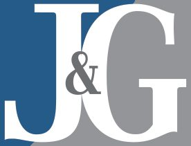 The logo for Jacobowitz & Gubits, LLP in Walden, NY